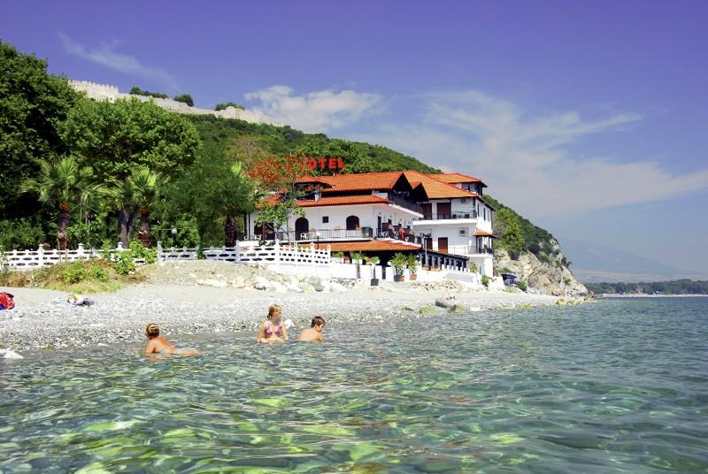 Виллы в остров Платамонас